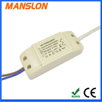 5W 300mA 12v constant current led switch power supply