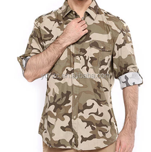 New style custom mens military style shirts tactical shirt buying in bulk wholesale