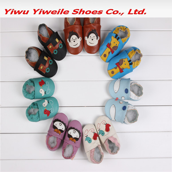 2014 top popular real leather shoe store in china for girls used shoes wholesale