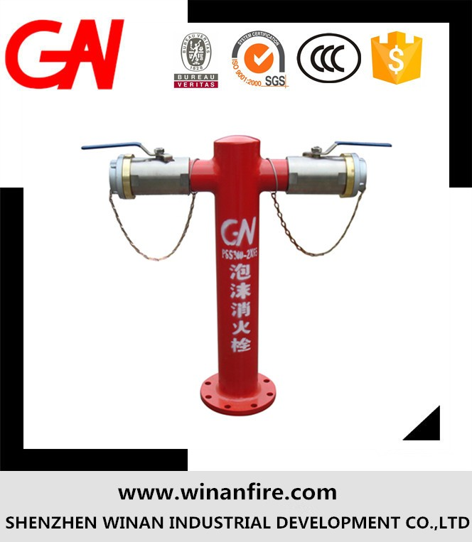 Hot Selling Fire Hydrant for Foam System