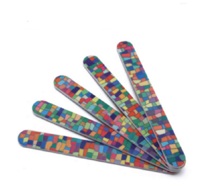 High Quality Logo Printed Nail File