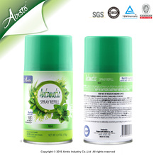 Eco-friendly Mint Toilet Bwol Cleaner Car Air Freshener