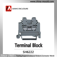 Sanhe connector Manufacture din rail terminal block
