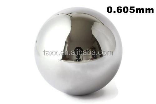 Miniature stainless Steel Ball (316/316L) for mobile phone panels most anti- corrosion