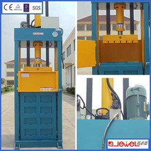 Global Hot Sale Clothing,Fabric Bundling Baler Machine