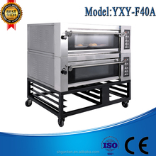 high quality CE ISO deck bread baking combination pizza oven machine bakery