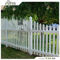 Uv Proof Plastic Pvc Recycled Vinyl Fence , Fence Manufacturer,