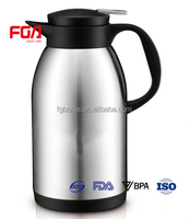 new arrival novelty coffee thermos pot with handle