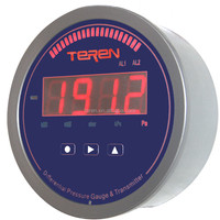 LED Display Digital Differential Pressure Gauge