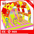 12*8cm Most popular beautiful color Inflatable Side For Kids