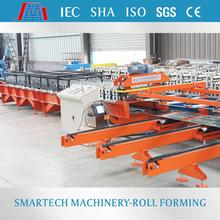 European standard roll forming machine high efficiency American AMS Control wave roof/wall panel roll former