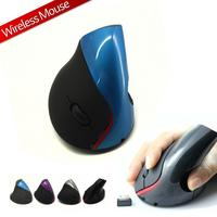 New Fashion 2.4Ghz USB Wireless Optical Mouse Driver Ergonomic Design 5D Mouse Wireless