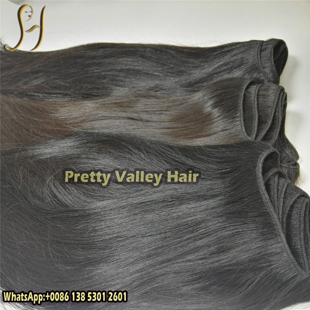 no tangle no shed virgin cuticle aligned peruvian hair weave