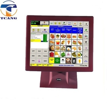 All In One Point Of Sale Complete System with Corner Store POS/ Retail
