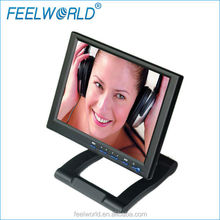 FEELWORLD 10.4 monitor led with YPbPr HDMI and DVI