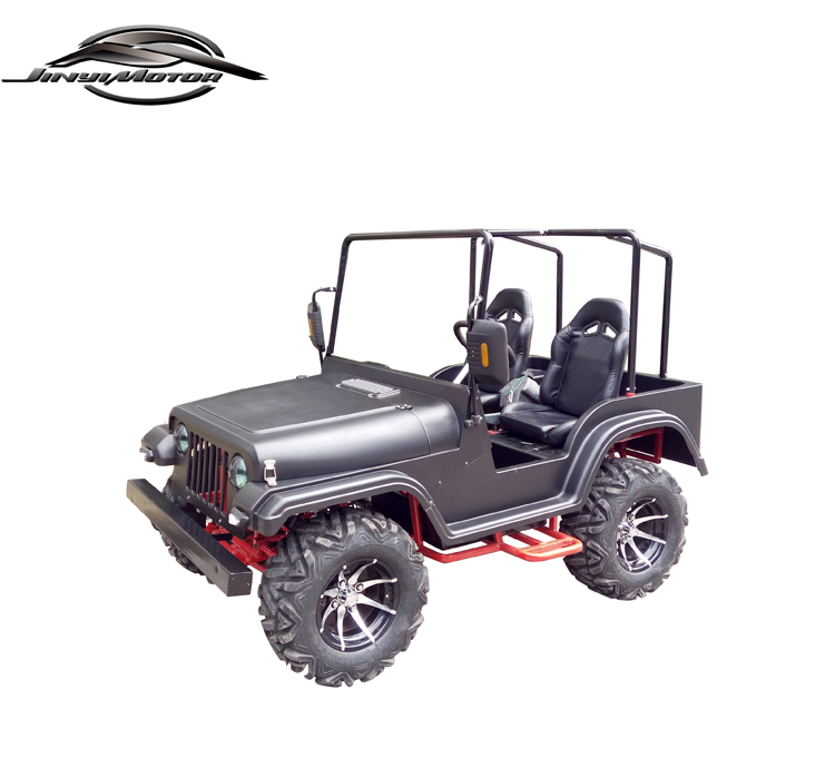Factory 150cc 200cc Mini Jeep Willys With CE