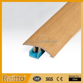 Raitto Brand Plastic T Moulding For Llaminate Floor Connector Buy
