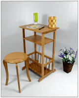 High quality bamboo table