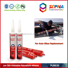 solvent free paintable joint sealing polyurethane car body sealant