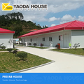 India fast construction cheap prefab house designs prefabricated houses