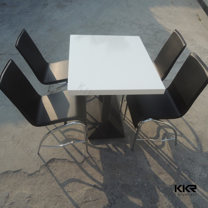4 person dining room table set