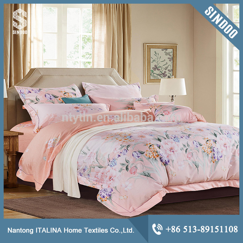 New promotion indian cotton bed cover