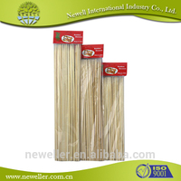2014 Hot Sell bamboo cocktail / fruit pick skewer stick environmental bamboo stick