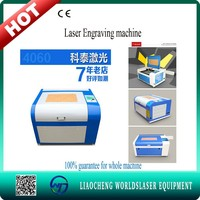 China high quality mini laser engraving machine for sale