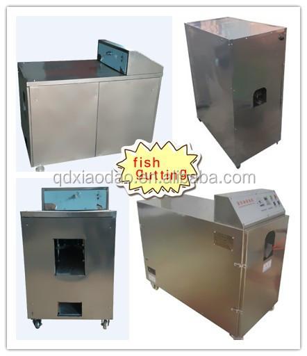 Automatic Fish Processing Machine Fish Cleaning Machine