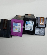 Black & Color original compatible ink cartridge for hp ink 61 678 printer ink cartridge for hp ch561w 61
