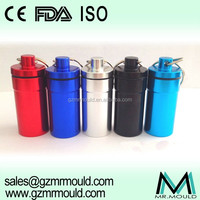 aluminum medicine drug pill tablets container