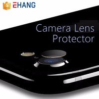 0.15mm High clear safety glass camera screen protectors for iphone 7