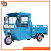 hot sale 3 wheel 800w-1500w electric tricycle for cargo with cabin