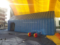 Newly Custom double layers PVC inflatable tent