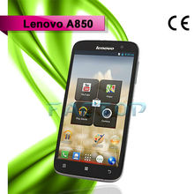 lenovo a850 dual sim card ram 1gb rom 4gb best android 4.2 ultra mini mobile phone