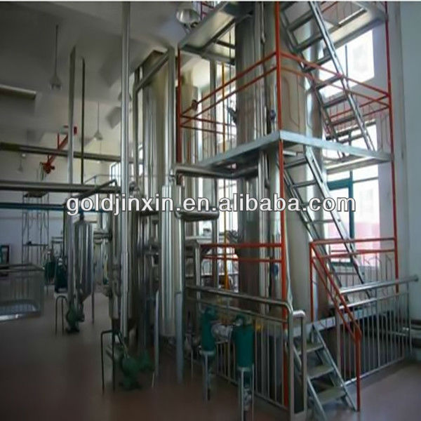 10-500 ton soybean oil extruder machine