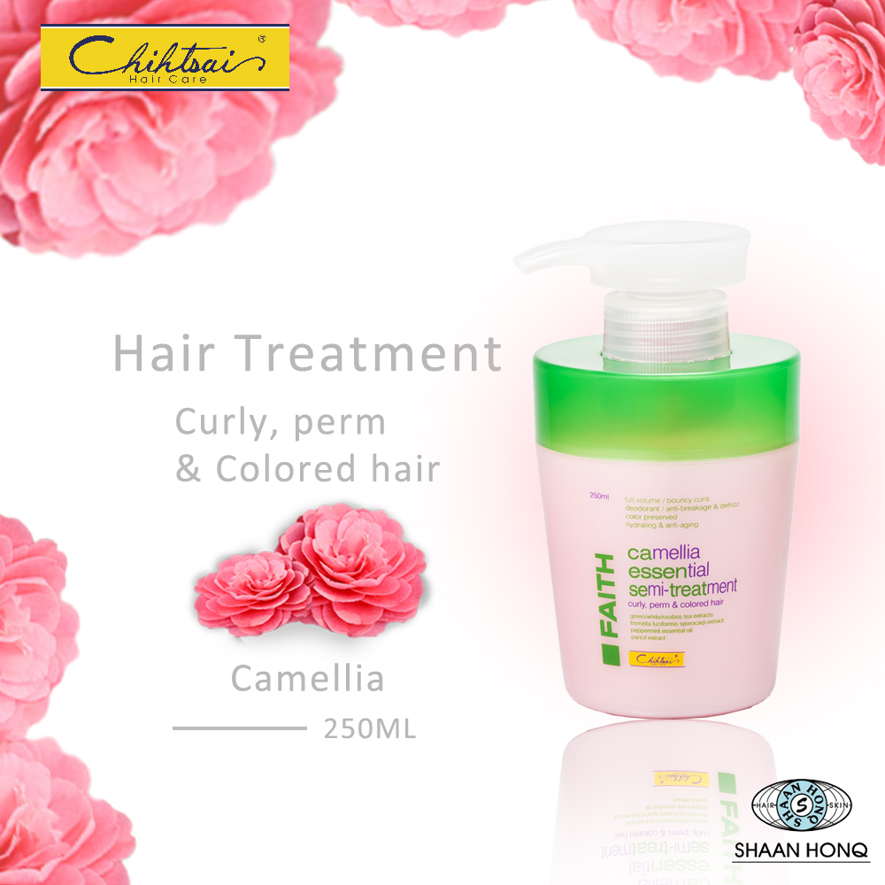 Best Hair Treatment for Color And UV Protection Hair Repairing Bouncy curls