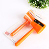 hot selling in many country colorful plastic vegetable parer carrot peeler vegetable cucumber peeler