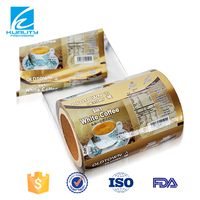 FDA Certified!! SAFETY FOOD GRADE aluminum foil laminated ldpe packaging film