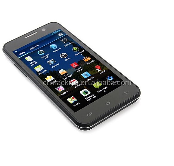"THL W100S Quad Core MTK6582M android 4.2 phone RAM 1GB with 4.5"" screen 1.3GHz GPS cell Phone"
