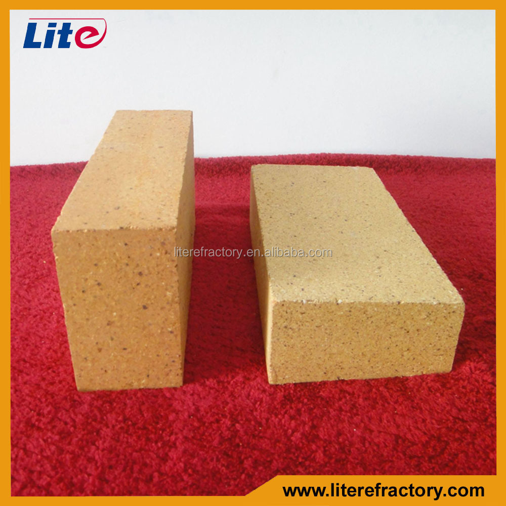Factory supply different types of refractory bricks with very high quality