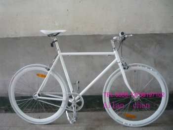 700c fixed gear bicycle,track bike,single speed bike flip-flop hub lugged fork vintage bike