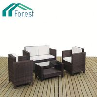 New Design CE Certificate outdoor furniture round bed