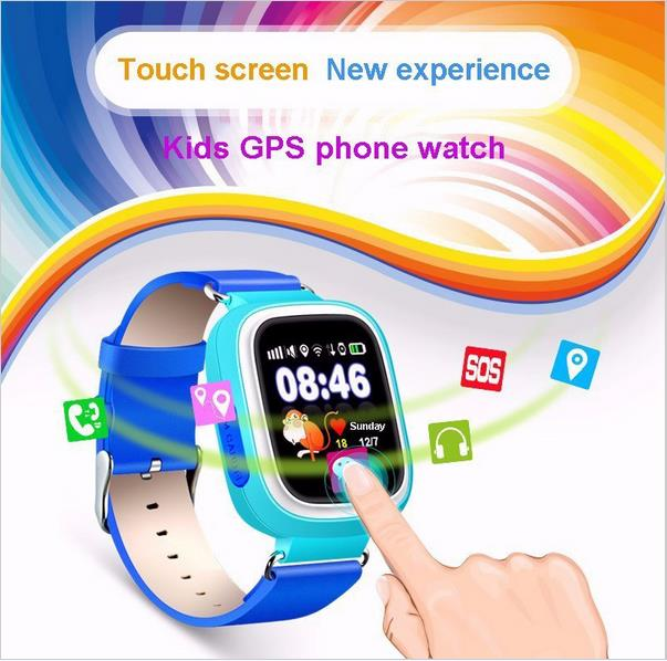 Multifunctional watches bluetooth gps watch phone with sos mobile phone watches