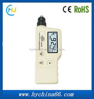 GM220 Digital Film Paint Coating Thickness Gauge Meter Tester Sheet Metal Thickness Gauge Range 0~1800um