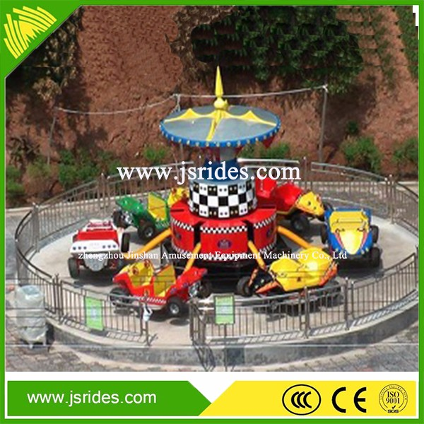 Family ride for amusement park ride cars kids jumping bouncer car for sale