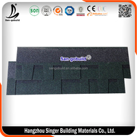 Polymer Roof Tiles For 3-Tab Standard In China Factory