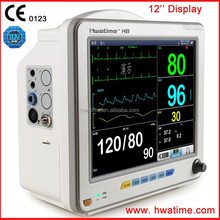 12 Inch EtCO2 Portable Patient Monitor/ Ambulance Medical Device / Diagnostic Medical Equipment