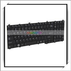 Cheap! C650 C650D L675 L675D For Toshiba Satellite Notebook Keyboard