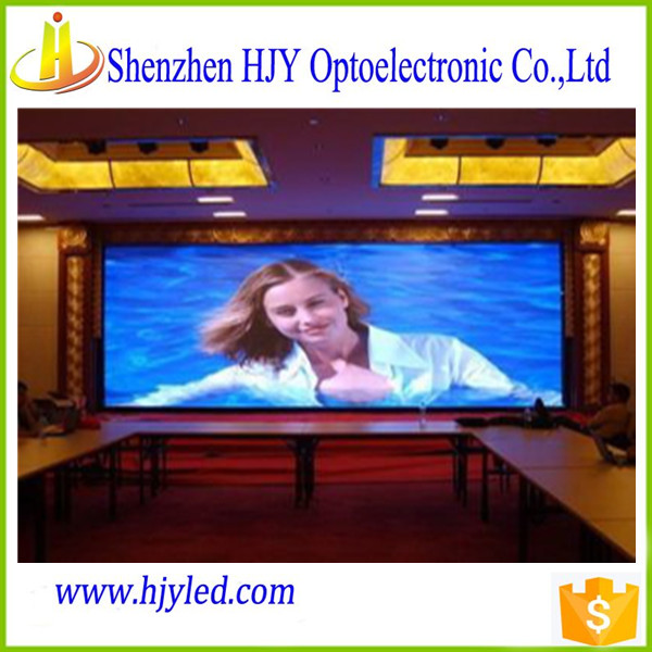 Wholesale Illustrious true color p5 high quality indoor full color led screen/led display